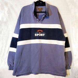 Vintage Eddie Bauer Sport Pullover Sweatshirt XXLT